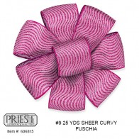 #9 25 YDS Sheer Curvy